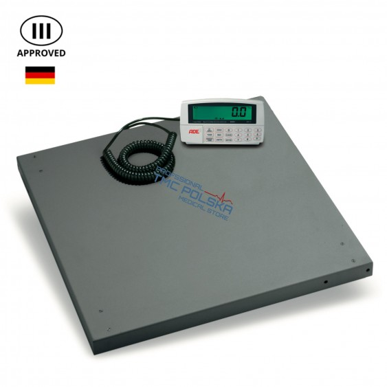 ADE M320000- Waga podłogowa elektroniczna III KL - legalizowana